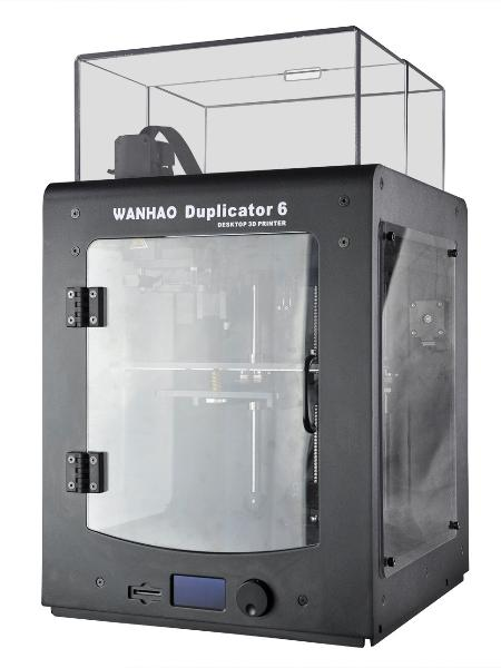 Wanhao Duplicator 6 - 3D принтер с корпусом 3d принтер