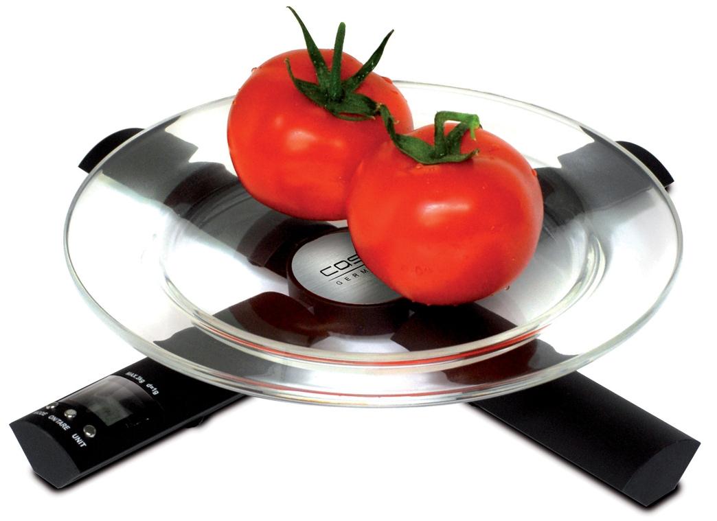 Caso X3 - весы кухонные (Black)