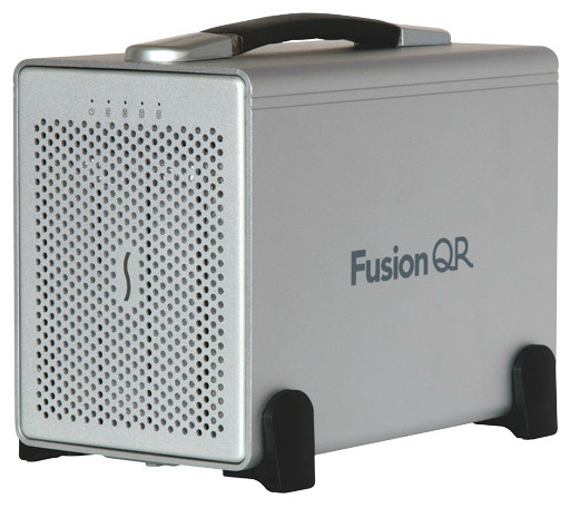 Fusion Quad Interface DE4QR FUS-DE4QR-0TB