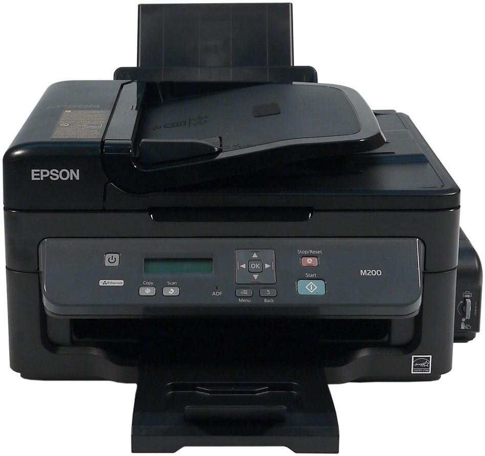 Epson M200 (C11CC83311) - МФУ струйный (Black)