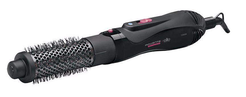 Фен-щетка Rowenta KeratinShine (CF 8242F0) - фен-щетка для волос (Black)