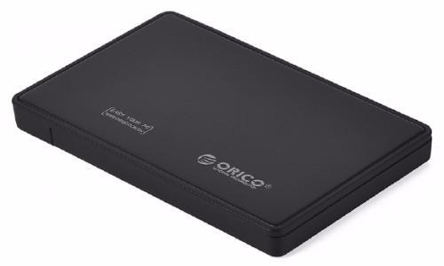 Orico 2598S3 - контейнер для HDD/SSD (Black) 2598S3-BK