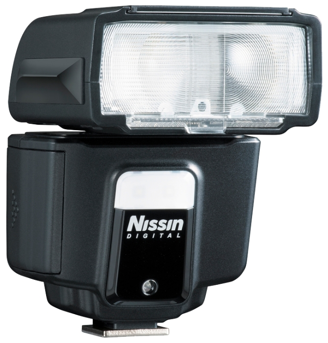 Nissin i-40 (82567) - вспышка для фотокамер Sony