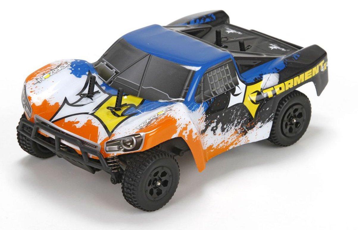 ECX Torment 1:24 - радиоуправляемый автомобиль (Blue)