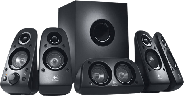 Logitech Surround Sound Speaker Z506 980-000431