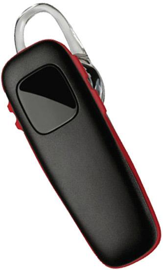 Plantronics M75 - беспроводная гарнитура (Black/Red)