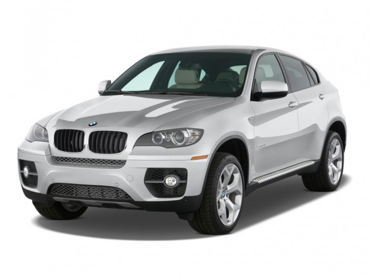 BMW X6 M 1:14 MJX-8541B