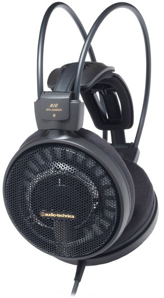 Open-Back Audiophile Headphones