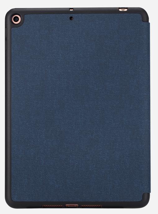 Чехол-книжка Momax Flip (FPAP19M5B) для iPad mini 5 (Blue)