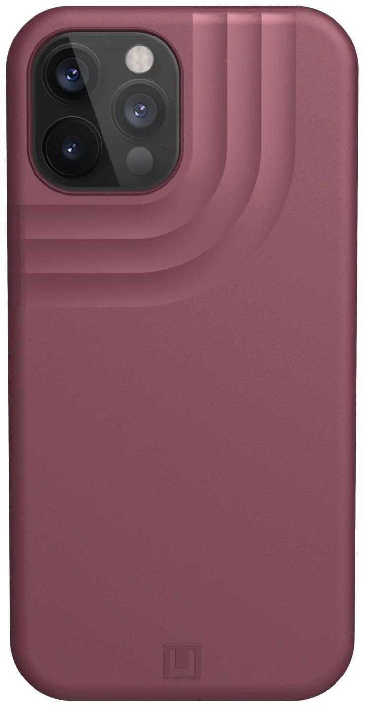 Чехол UAG U Anchor (11234M314747) для iPhone 12 Pro Max (Aubergine)