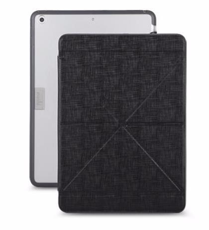 Moshi VersaCover (99MO056004) - чехол-книжка для iPad 2017 (Metro Black)