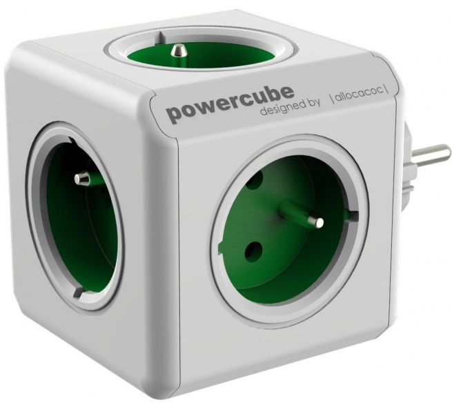Allocacoc PowerCube Original 1100GN/DEORPC
