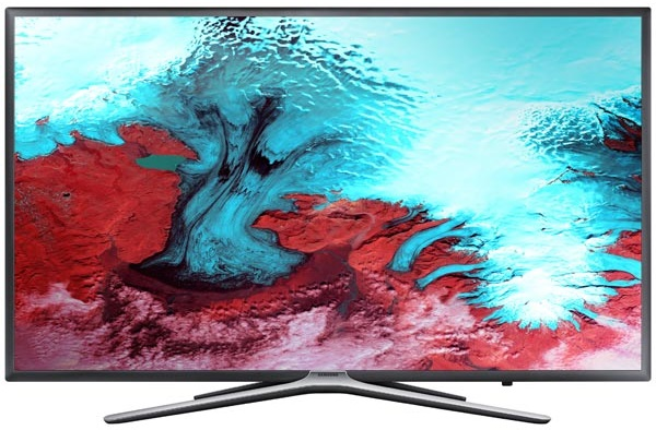 Samsung UE55K5500AUXRU - телевизор (Titanium)