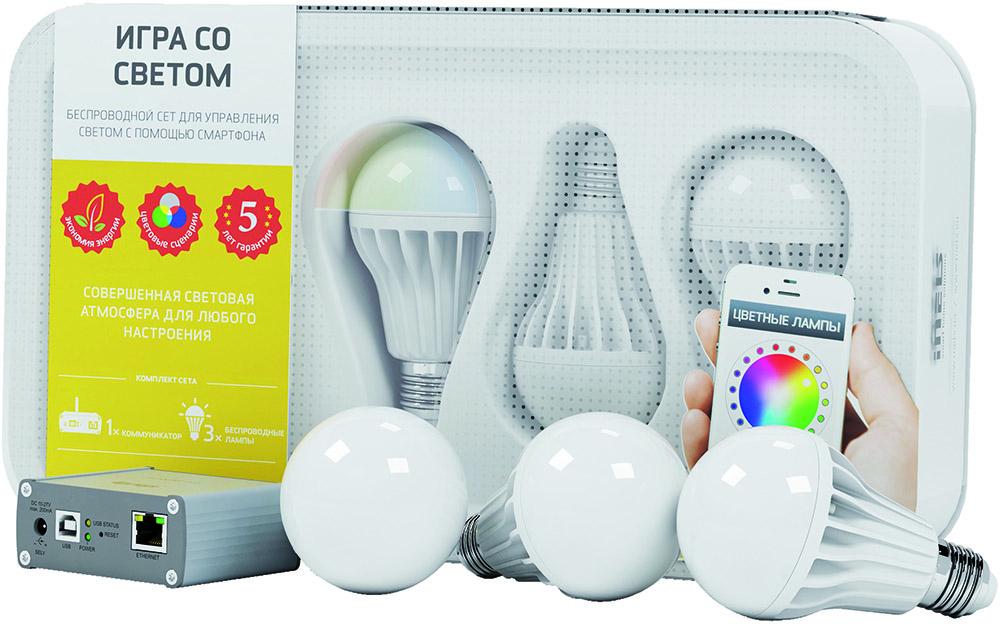 iNELS Игра со светом - набор для беспроводного управления светом с помощью смартфона (5159)