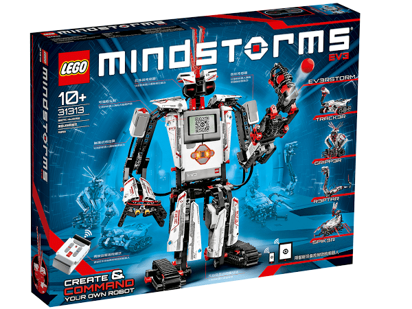 Mindstorms EducationРоботы / Mindstorms<br>Конструктор-робот<br>