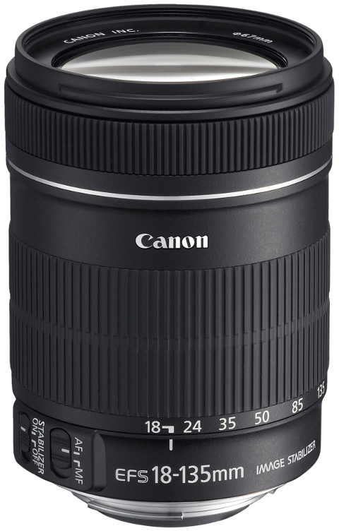 Canon EF-S 18-135mm 6097B005
