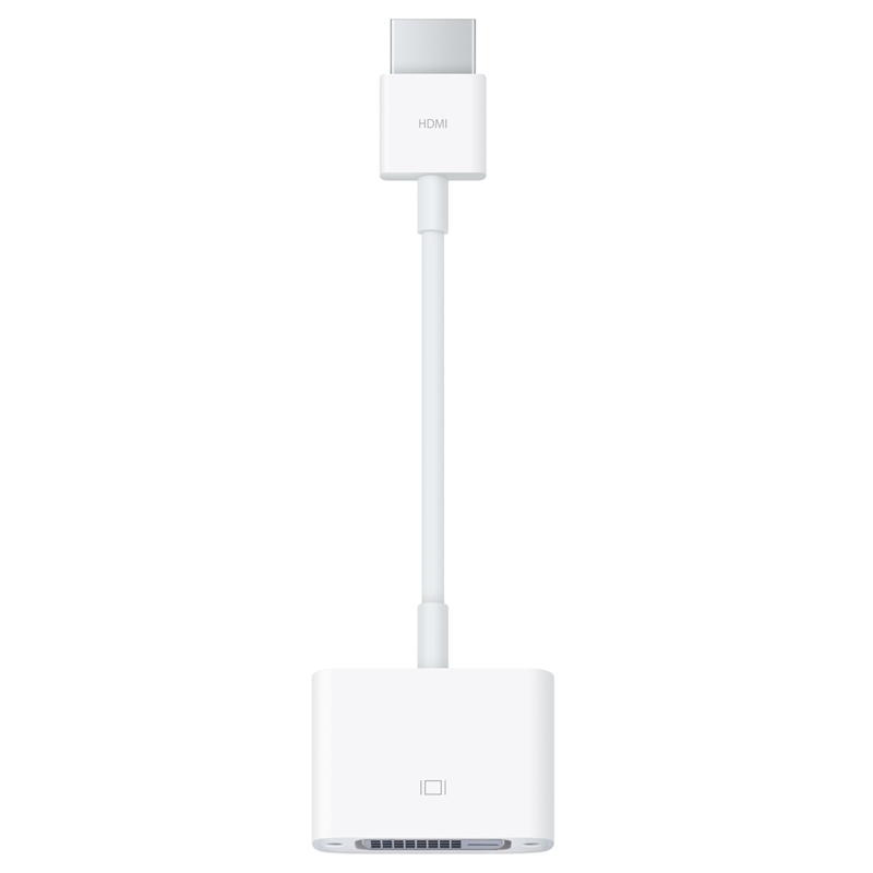 Apple Adapter Cable HDMI to DVI MJVU2ZM/A