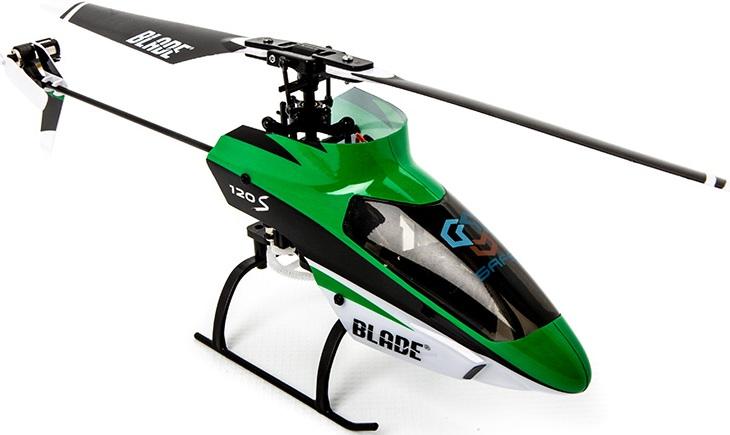 Blade 120 S - радиоуправляемый вертолет сюрприз радиоуправляемый невидимый замок