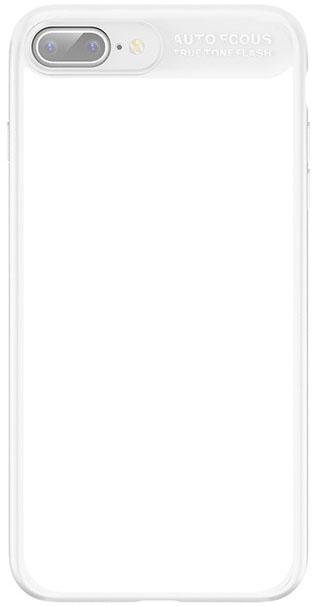 Baseus Mirror Case (WIAPIPH7P-MJ02) - чехол для iPhone 7 Plus (White)