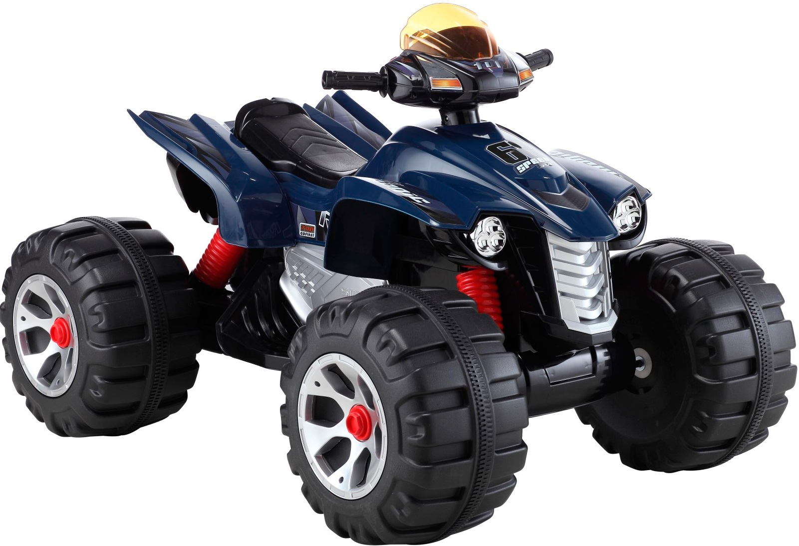 Barty Eelectric Quad Bike JA-JS318_notte