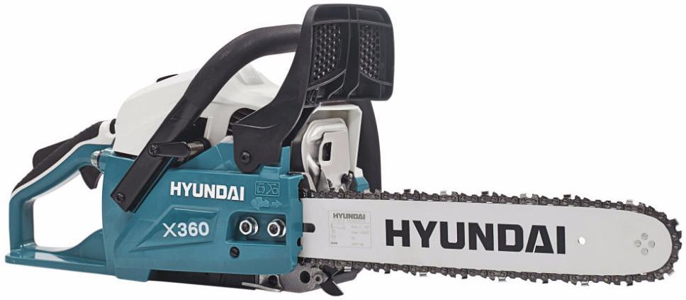 Hyundai X 360 - бензопила от iCover