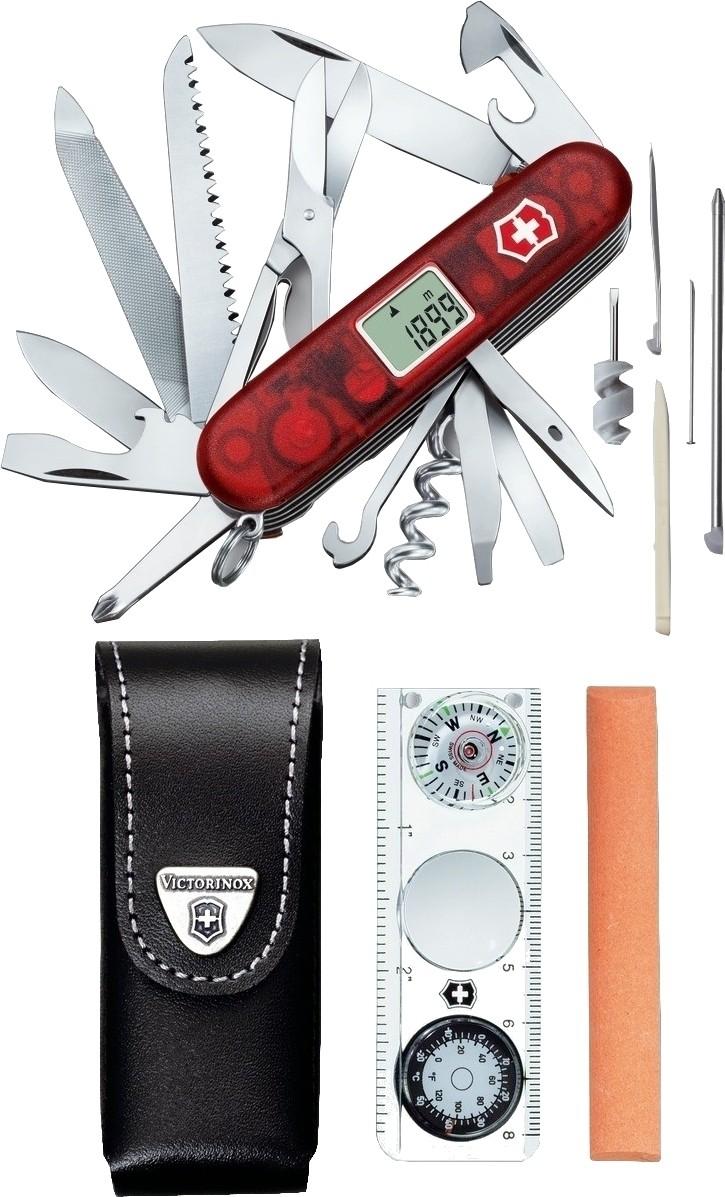 Expedition Kit набор victorinox expedition kit нож фонарь компас чехол 1 8741 avt