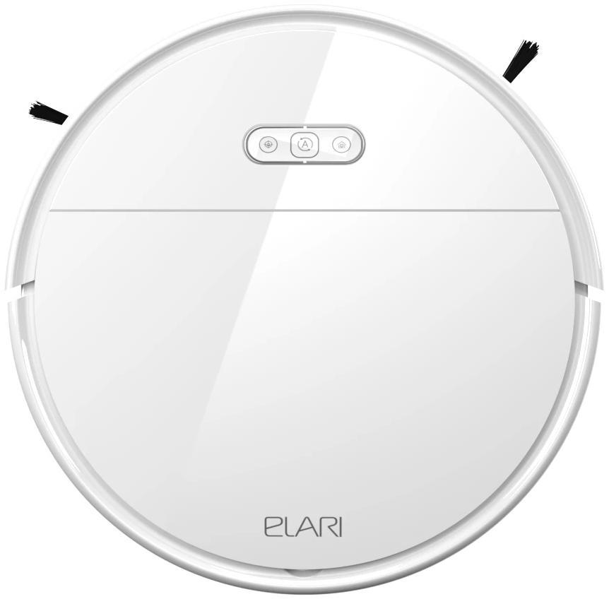 Робот-пылесос Elari SmartBot BRUSH SBT-001A (White)
