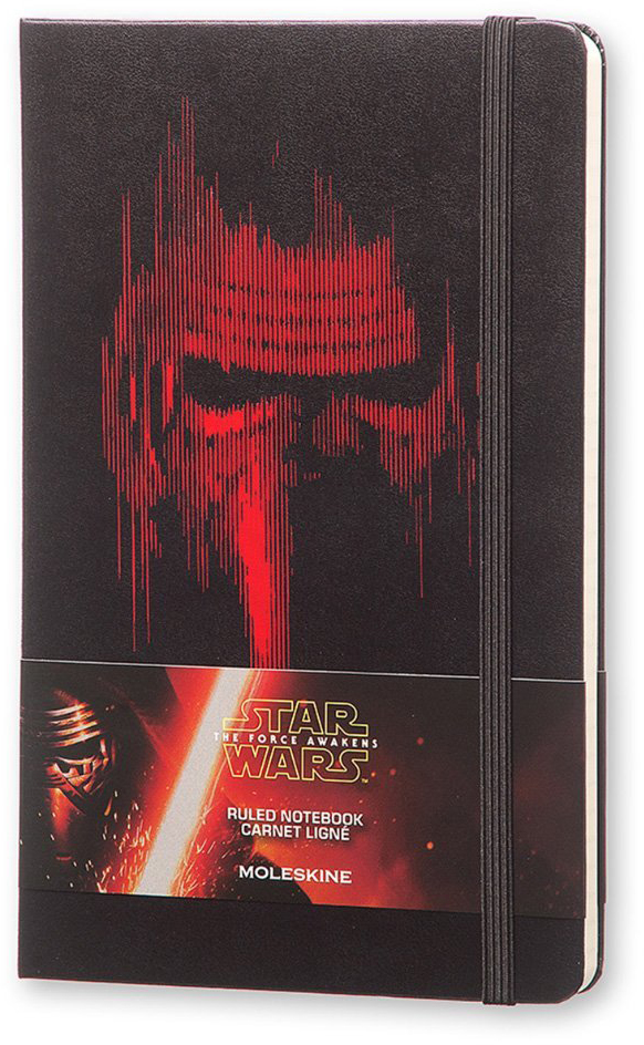 Moleskine Star Wars Large LESW7BQP060