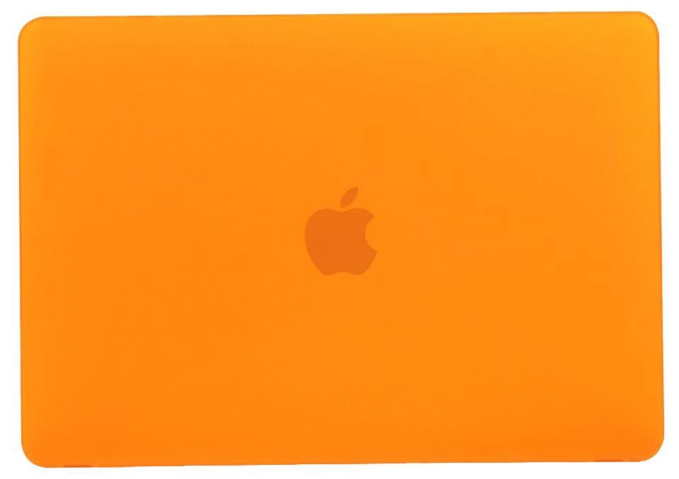 "i-Blason Ultra Slim Cover - чехол-накладка для MacBook Pro 13"" 2016 (Gloss Orange)"