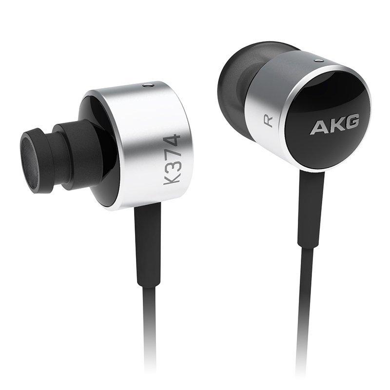 AKG K374 (K374SLV) - наушники вставные (Silver)