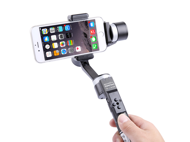 BeStableCam SteadyFone3 3-Axis SmartPhone Brushless Gimbal Stabilizer - монопод