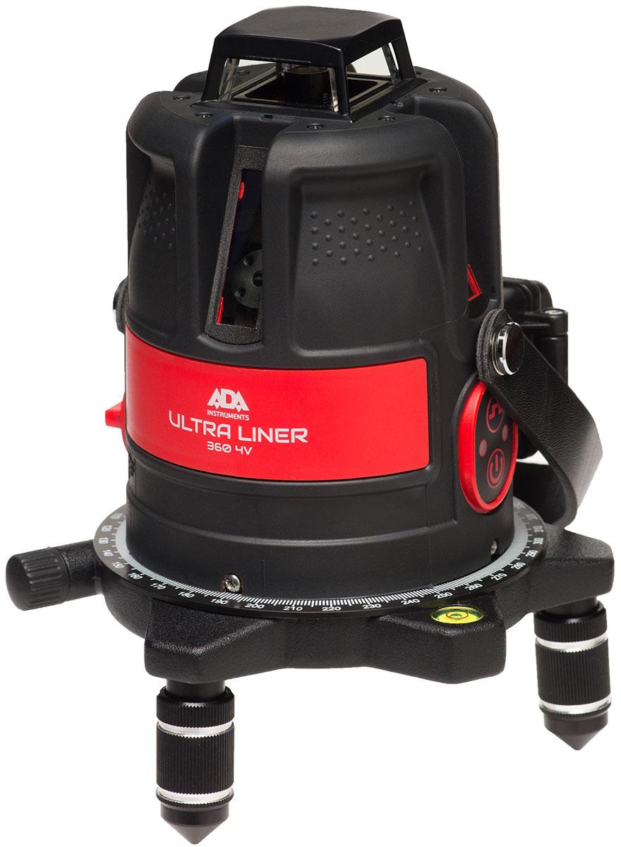 ULTRALiner 360 построитель лазерных плоскостей ada ultraliner 360 4v set а00477
