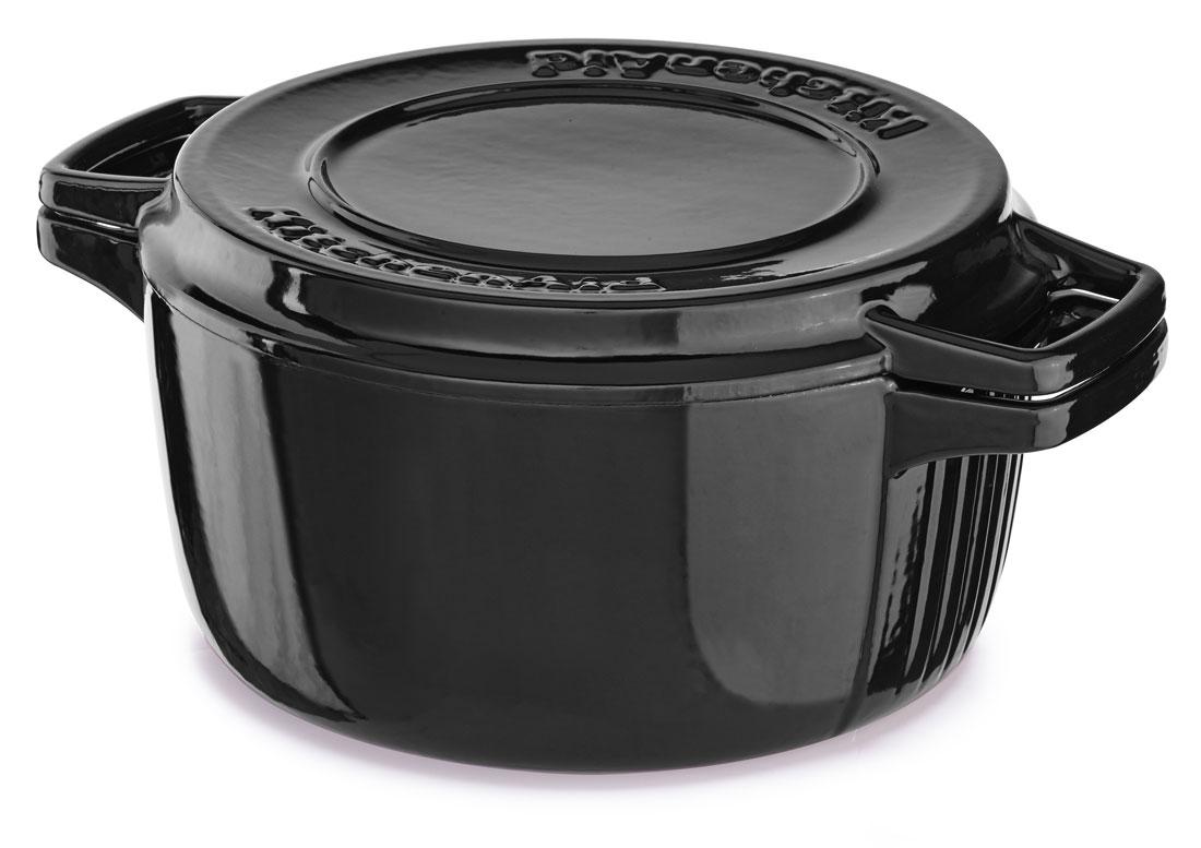 KitchenAid Cast Iron Cookware 4.0Qt KCPI40CROB
