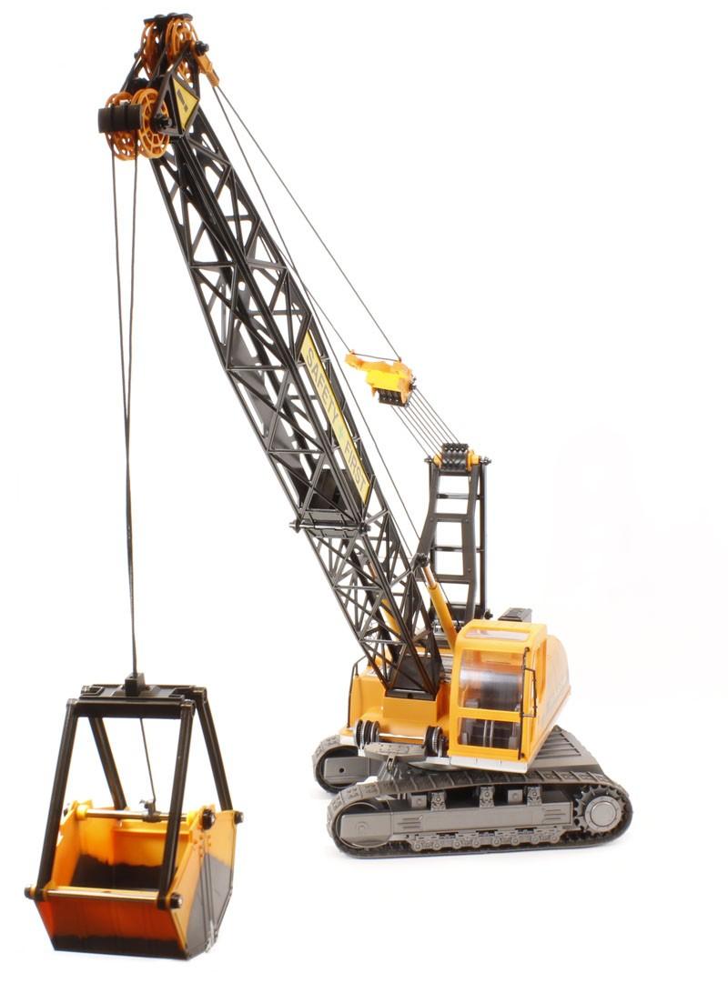 Grawler Crane