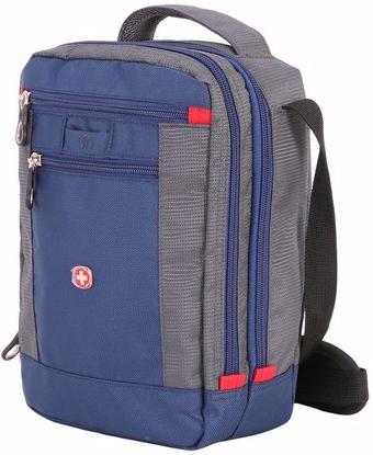 Wenger 1092343004 - сумка-планшет (Blue/Grey)