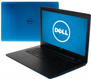 Dell Inspiron 5748 Blue