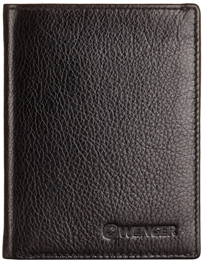 Wenger Alphubel (W2-06BLACK) - портмоне (Black)