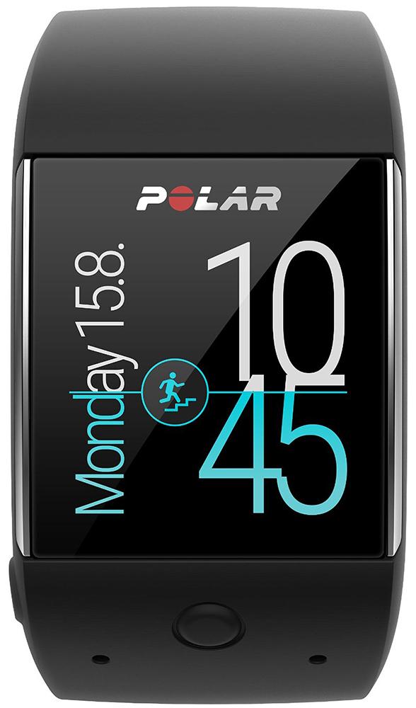 Polar M600 - умные часы с пульсометром (Black)