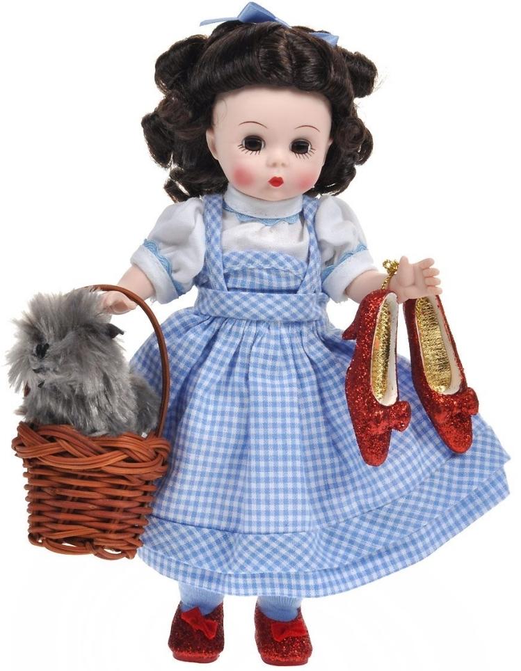 Элли и ТотошкаКуклы для девочек<br>Кукла<br>