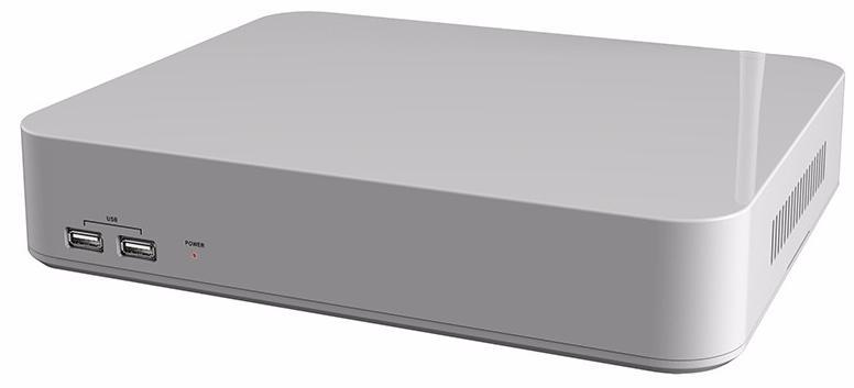 iVUE IVN1004A-H1 - 4-х канальный видеорегистратор (White)