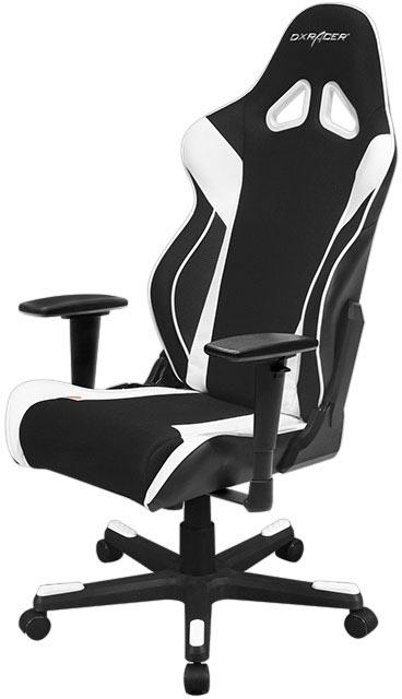 DXRacer OH/RW106/NW - компьютерное кресло (Black/White)