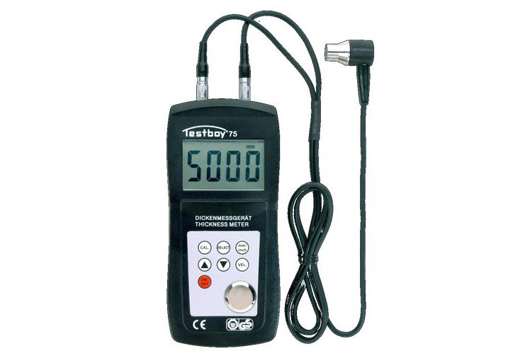 Testboy TESTBOY75 - толщиномерДетекторы<br>Прибор для измерения толщины слоя материала<br>