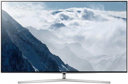 Samsung UE49KS8000UXRU - телевизор (Silver)