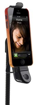Belkin TuneBase Hands-Free FM (F8J034VF) - автодержатель и FM-трансмиттер для iPhone 5/5S/iPod touch