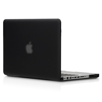 Speck SEE Thru Satin (SPK-A2393) – чехол для MacBook Pro 13 (Black)