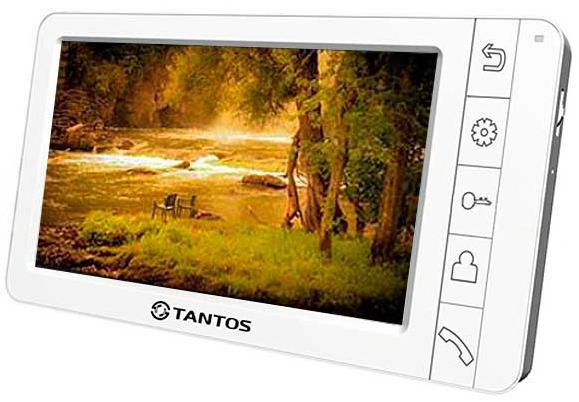 Tantos Amelie SD (Vizit или XL ) - видеодомофон (White)