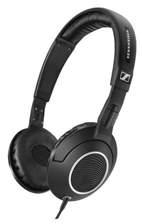 Sennheiser HD 231 I - накладная гарнитура (Black)