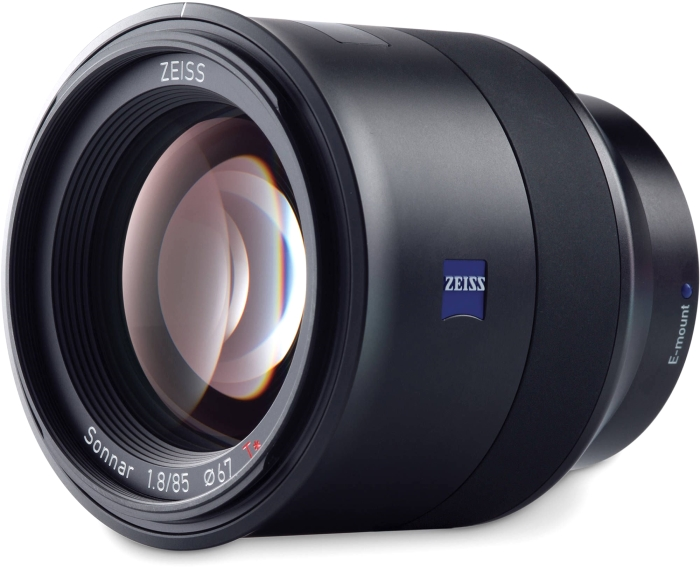 Carl Zeiss Batis 85mm f/1.8 - объектив для байонета Sony E-mount