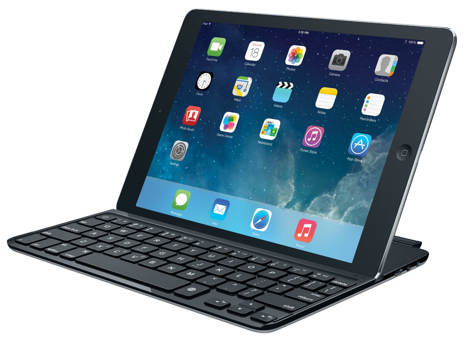 Ultrathin Keyboard Cover от iCover