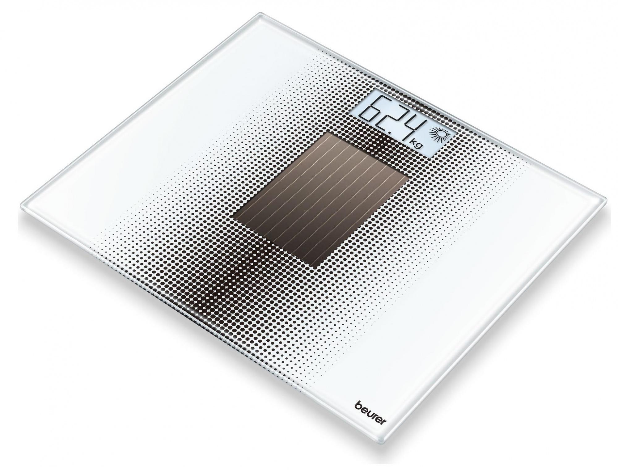 Beurer GS41 Solar - напольные весы (Beige)Весы напольные<br>Весы напольные<br>